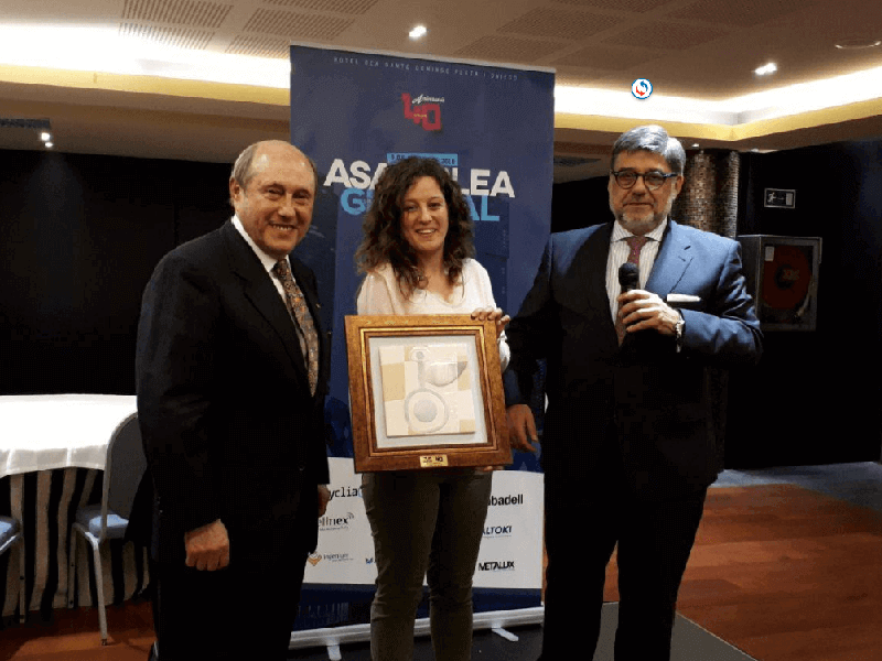 Fenitel Asturias reciclan con Recyclia