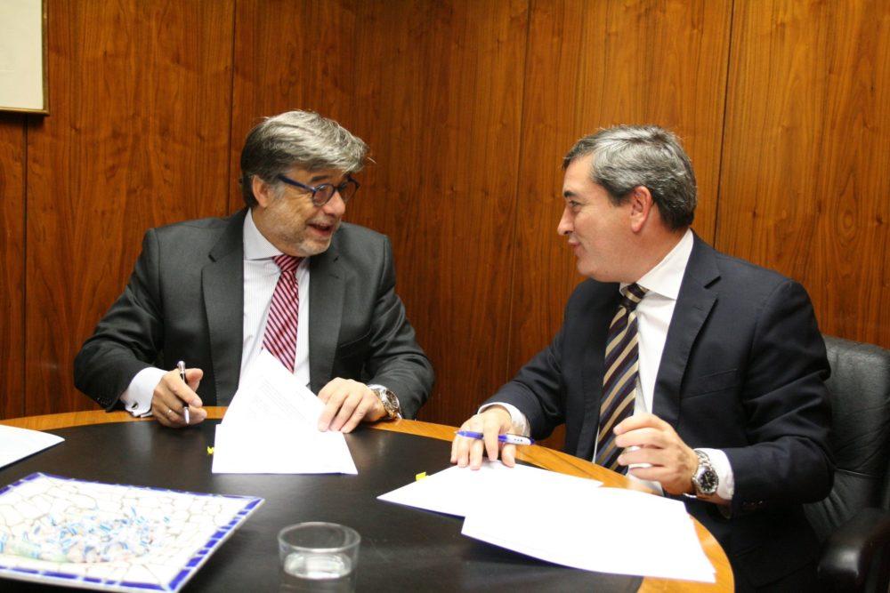 Acuerdo con AECIM