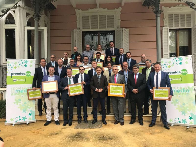 Premios ECO Andalucía 2017
