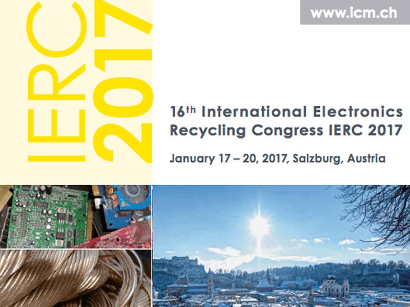 IARC 2016 Congreso de Electrónica