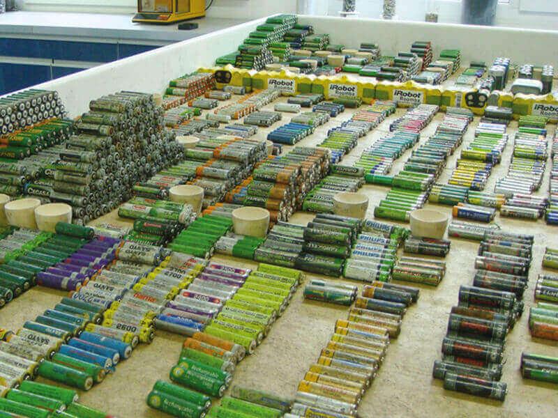 Eucobat por el reciclaje de pilas y baterías