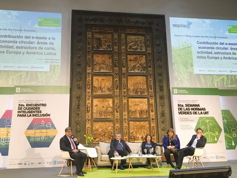 Green Standard Weeks Uruguay y Colombia